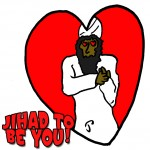 """Jihad To Be You"" by Joe Pangrazio after MD/PM"