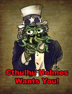 Uncle Cthulhu